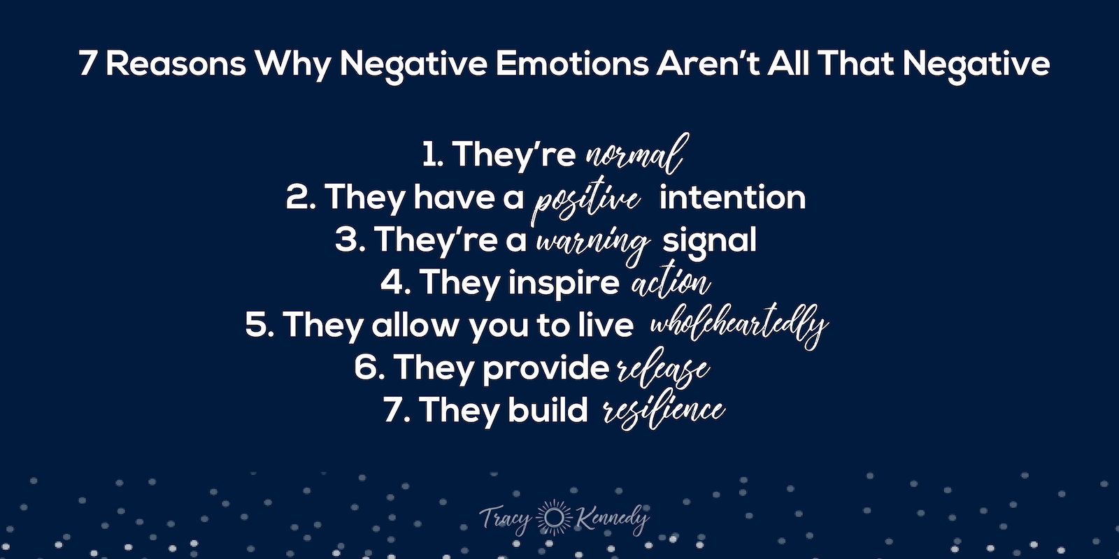 Why Negative Emotions Aren T That Bad And How To Handle Them