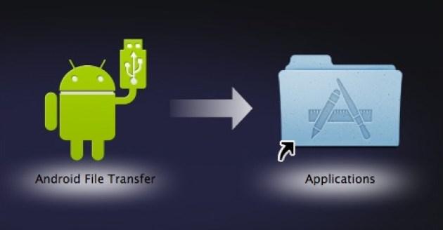 Как перенести файлы с Android на Mac и обратно: Android File Transfer