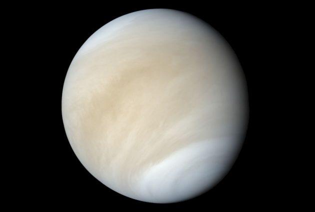 Интересные факты: Венера — единственная планета, которая вращается по часовой стрелке