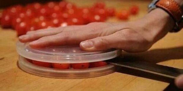 лайфхаки для кухни: черри