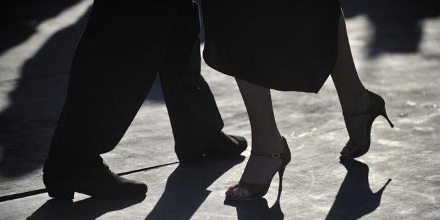 Sådan lærer du at danse Ballroom Dancing: Waltz