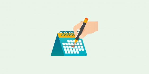 Как составить план на неделю, чтобы она была продуктивной