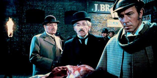 Шерлок Холмс: Кристофер Пламмер
