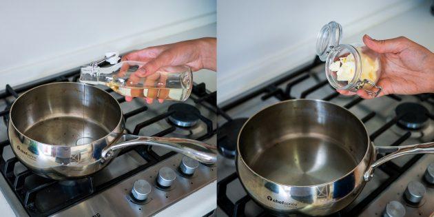 Как приготовить луковый суп: растопите масло