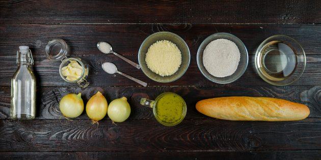 Как приготовить французский луковый суп: ингредиенты
