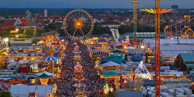Отдых в сентябре: Мюнхен, Германия