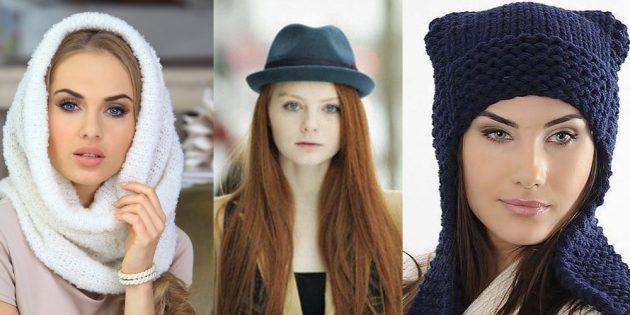 Cách chọn mũ: khuôn mặt lê