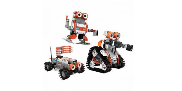 Робот-конструктор Ubtech Jimu AstroBot Kit