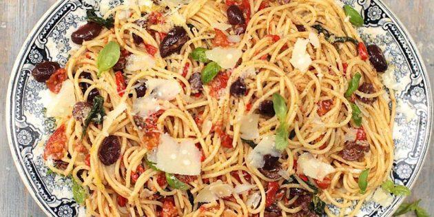 Spaghetti Alla Putnesca
