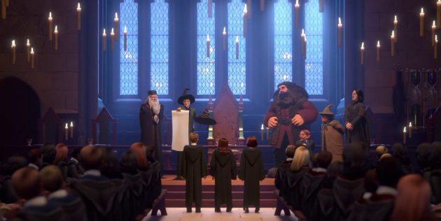 Шалость удалась: обзор на игру Harry Potter: Hogwarts Mistery