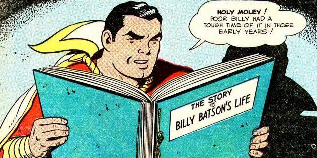 """""""Shazam!"""": Comment la bande dessinée sur le héros est apparue"""