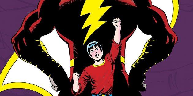 «Шазам!»: в образе супергероя Билли Бэтсон сохраняет свой детский разум и характер