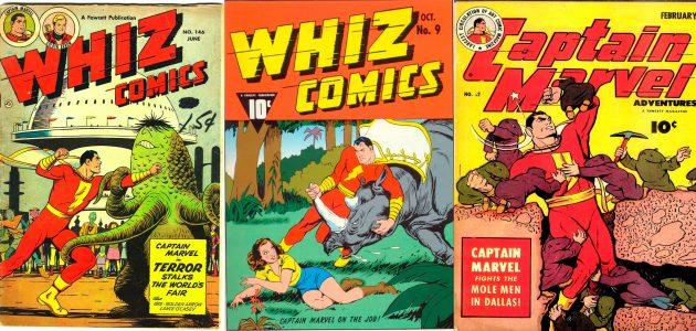 """""""Shazam!"""": La petite entreprise Fawcett Band a décidé de créer votre réponse à Superman"""