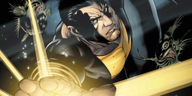 """""""Shazam!"""": Taddeus Sivan et Black Adam combinent régulièrement des forces contre le héros"""