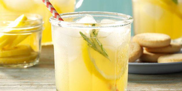 Rosmariini limonadi