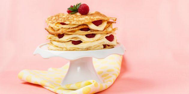 Kefir Custard cho bánh: Công thức đơn giản