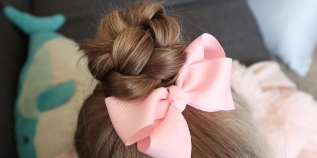 Hairstyles for girls: bidder