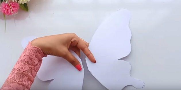 บัตรมือของคุณ: ตัดร่าง