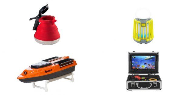 Co można sprzedać w Internecie: towary dla turystyki