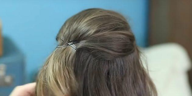 Причёски на длинные волосы: соберите волосы