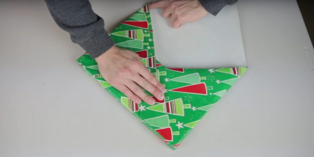 สร้างกระดาษชิ้นส่วนซ้าย