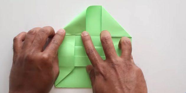 конверт своими руками без клея: придайте форму клапану