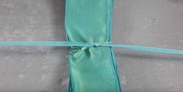 Jak kravatu luk