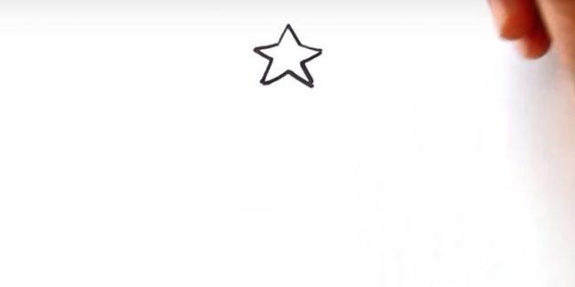 Жұлдызды сызыңыз