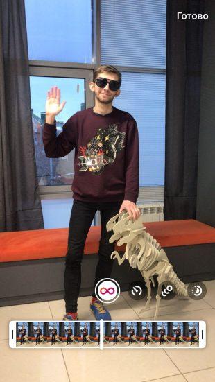Как обрезать видео в Instagram
