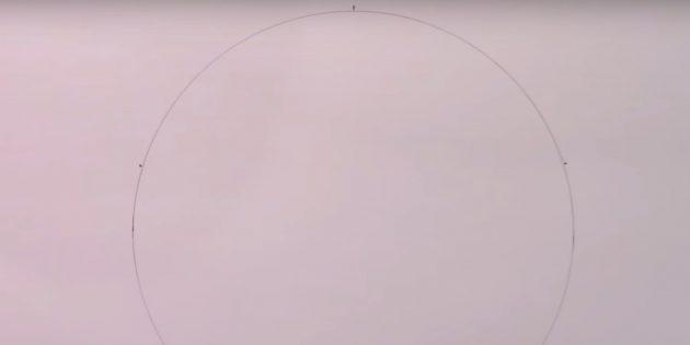 Жұлдызды қалай суретке түсіруге болады: бесінші белгі жасаңыз