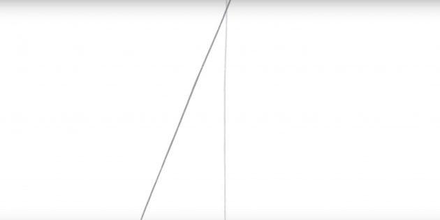 5 점을 그리는 방법 : 각도로 선 추가
