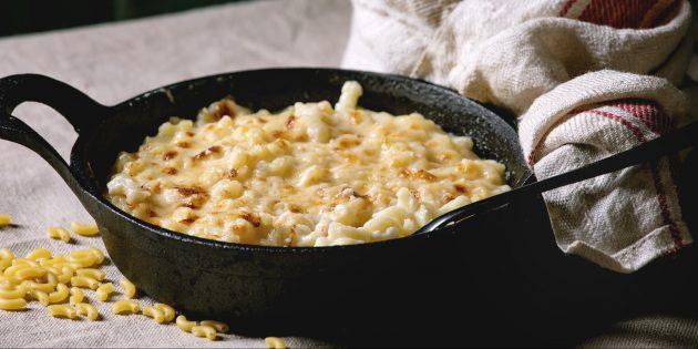 Casserole Macaroni et Feta