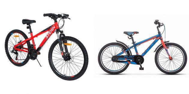 Wat te geven een jongen: tweewielige fiets