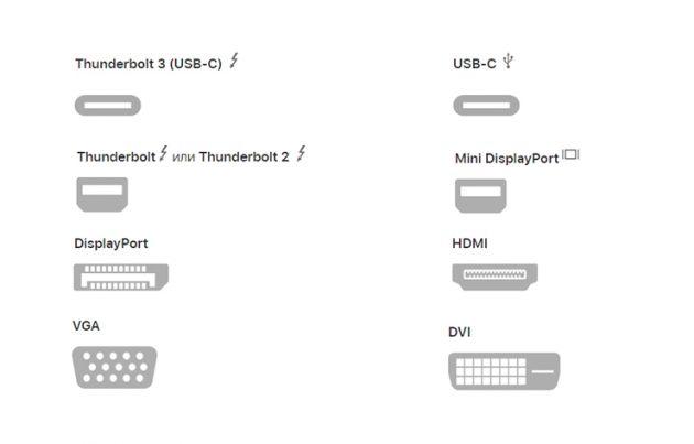Как подключить второй монитор к компьютеру или ноутбуку: типы коннекторов