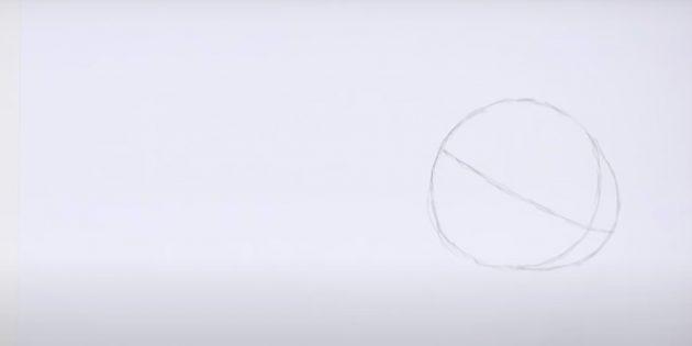 Sådan tegner du kanin: Tilbring en linje