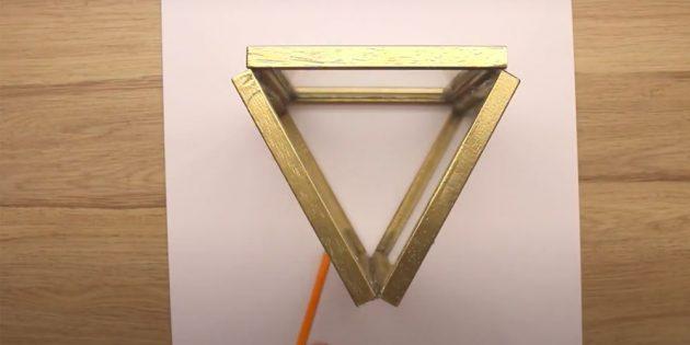 วิธีการทำเทียนทำเอง: ตัดลงด้านล่าง