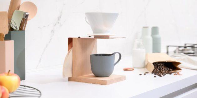 Өз қолыңызбен пайдалы заттар: кофеге арналған сүзгі