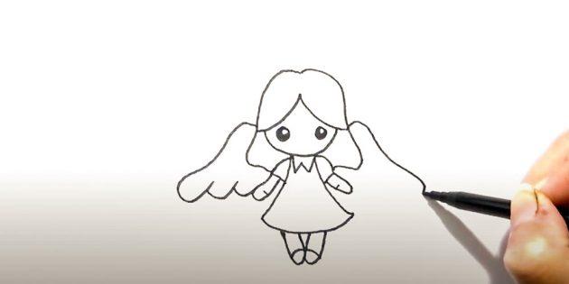 چگونه به رسم فرشته: قرعه کشی نیمه دوم مو و لباس