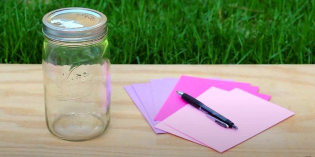 Поделки на 8 Марта: напишите пожелания