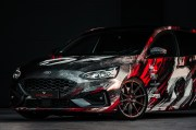 Insta :  Ford Focus ST avec déjouant spectaculaire sur Barracuda Ultralight Project