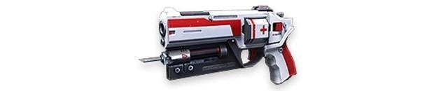 Free Fire Pistola de curación