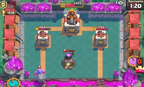 Clash Royale Online trending android game