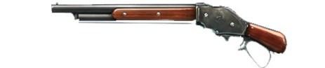 1887 free fire shotgun