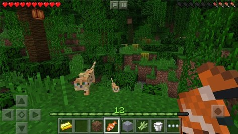 trending android games Minecraft