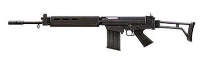 parafal air free fire weapon