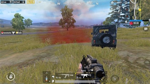 Pubg Mobile Android trending game