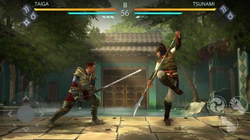 Shadow Fight 3 trending android game