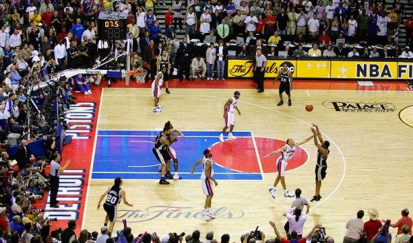 2005 NBA Finals: Sense of Place: BobRosato::Sports ...