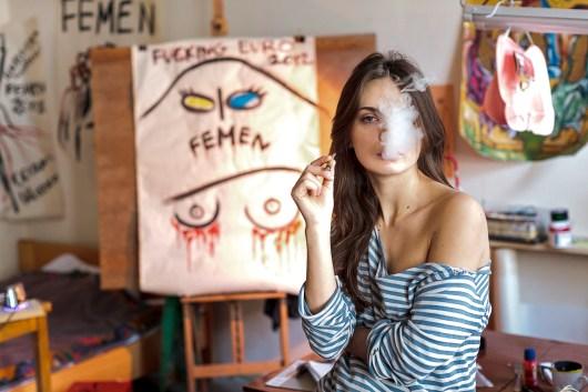 Αποτέλεσμα εικόνας για oxana femen