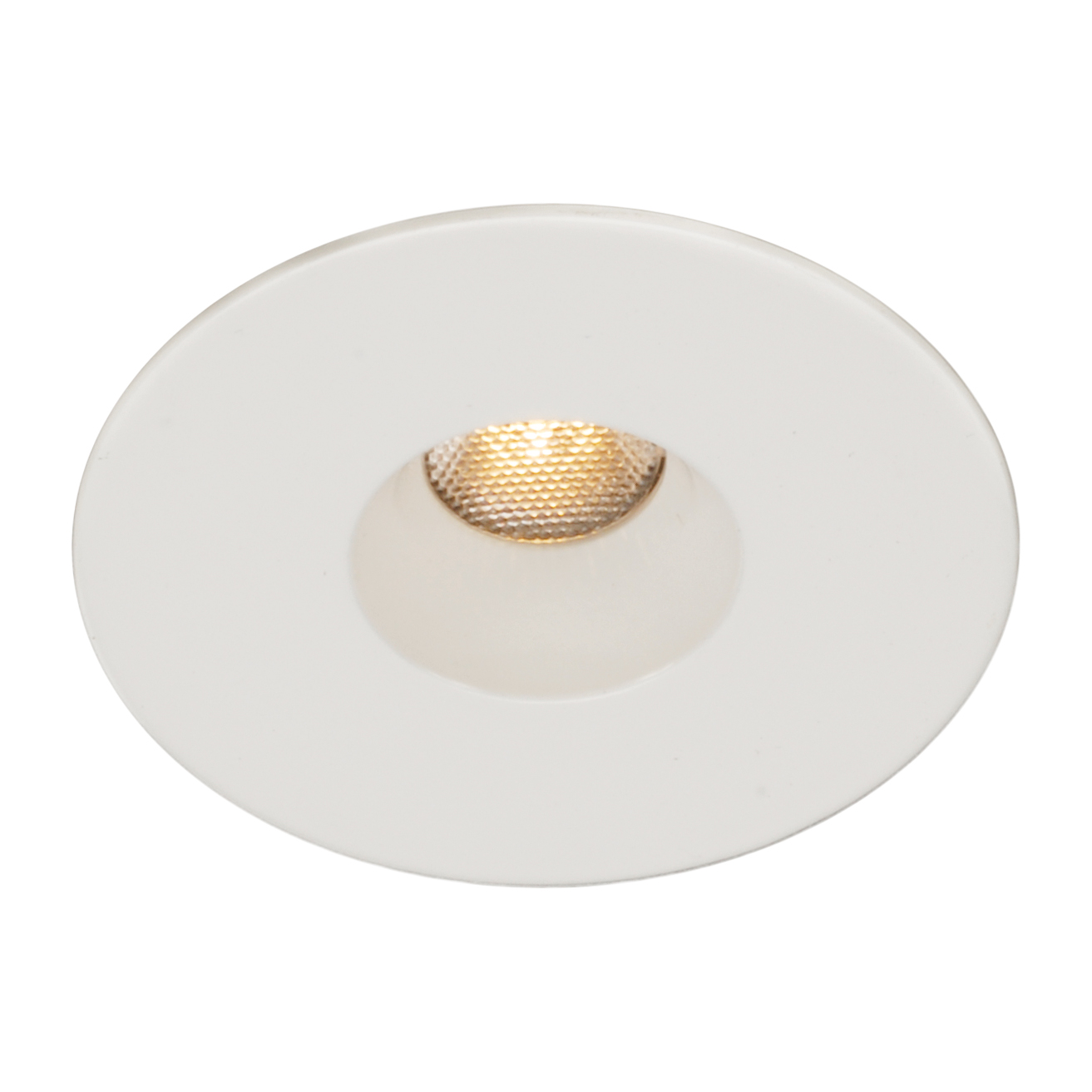 led trim from the volta collection by wac lighting r4rd1l w830 bk